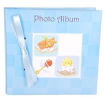 Álbum 60 Fotos 15x21 Bebê c/ anotações 302/02 - Recordari