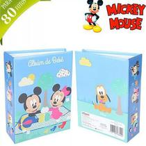 Álbum Baby Mickey e Minnie 80 Fotos 10x15 - Etipel -