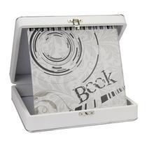 Álbum Book Branco 100 Fotos 20x25 - 175700 - Tudoprafoto