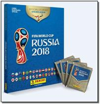 Álbum Capa Dura da Copa do Mundo Rússia 2018 - Panini