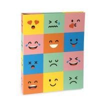 Álbum Criativa Rebites Emojis 160 Fotos 10X15 - Ical