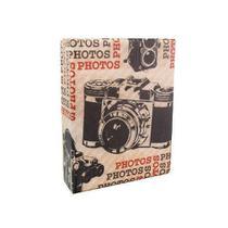 Álbum de 500 fotos 10x15 Aquarela - 2355 - 6658/031 - TUDOPRAFOTO