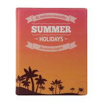 Álbum de 500 fotos 10x15 Viagens Summer c/ ADESIVOS - Tudoprafoto