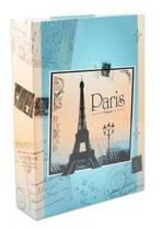 Album De Fotografias Viagem Paris France P/ 240 Fotos 10x15cm - Bv Albuns