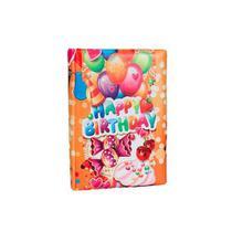 Álbum de Fotos 10x15 Aniversário Happy para 200 fotos - 90058 - Tudo pra foto