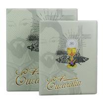 Álbum de Fotos 10x15 Eucaristia 500 fotos c/ Estojo Fecho Imã - 181758 - Tudoprafoto