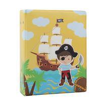 Álbum de Fotos 10x15 Kids Pirata para 500 fotos - 151725 / 173801 - Tudoprafoto