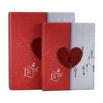 Álbum de Fotos 10x15 Love 200 fotos c/ Estojo Fecho Imã - 175706 - Tudoprafoto