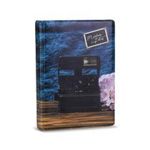 Álbum de Fotos 10x15 Retro Câmera Polaroid 120 fotos - 178853 - Tudoprafoto