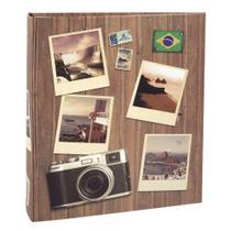 Álbum de Fotos 200 Fotos 10x15 R Viagem 586 - Ical - Tudoprafoto
