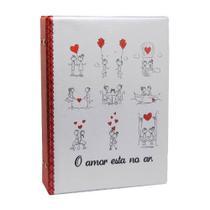 Álbum de Fotos Amor 500 fotos 10x15 - 92623 - Tudoprafoto
