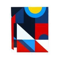 Álbum De Fotos Arte Abstrata Para 500 Fotos 10x15cm - Ical
