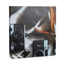 Álbum de Fotos Autocolante Adesivo Câmeras - 15 Folhas - Ical