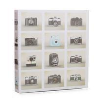Álbum de Fotos Autocolante Adesivo Vintage - 15 Folhas - Ical -