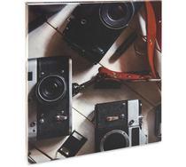 Album de fotos autocolante ferragem 15fl papel branco - 917 - Ical