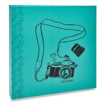 Álbum de fotos autocolante ical 15 folhas 23,3 x 28 cm -