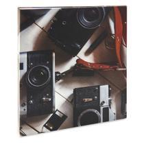 Álbum De Fotos Autocolante Ical Câmera -