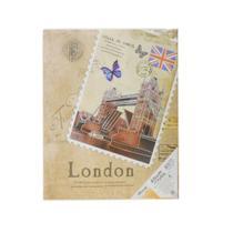 Álbum de Fotos com 240 Fotos 10x15cm Londres PHP01005 - Wincy