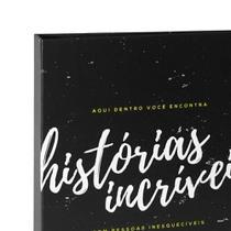 Álbum de Fotos Criativa Histórias Incríveis -160 Fotos 1 -