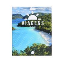 Álbum De Fotos De Viagens Paisagem Para 500 Fotos 10x15cm - Bv Álbuns