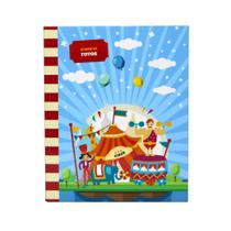 Álbum De Fotos Infantil Circo Para 500 Fotos 10x15cm - Ical