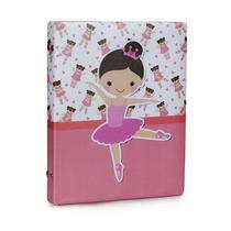 Álbum de Fotos Kids Bailarina p/ 200 fotos 10x15 - 102959 / 60780 - Tudoprafoto