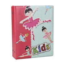 Álbum de Fotos Kids Bailarina para 500 fotos 10x15 - Tudoprafoto