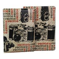Álbum de Fotos Luva Câmeras para 80 Fotos 15X21 - Tudoprafoto