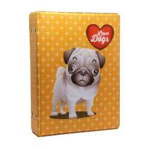 Álbum de Fotos Meu Pet Pug 500 fotos 10x15 - 90015 - Tudoprafoto