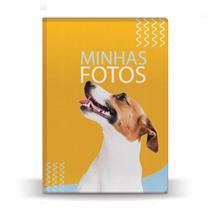 Álbum de Fotos Pet Dog Fox Paulistinha 500 Fotos 10x15 - Tudoprafoto