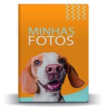 Álbum de Fotos Pet Dog Pointer Inglês p/ 500 Fotos 10x15 - Tudoprafoto