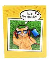 Album De Fotos Pet Lovers Gatinho Vida Dura - 160 Fotos - Bv Albuns