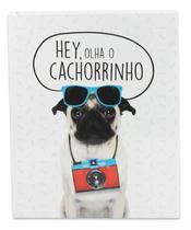 Album De Fotos Pet Lovers Olha o Cachorrinho - 160 Fotos - Bv Albuns