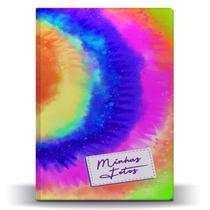 Álbum de Fotos Tie Dye Espiral p/ 500 Fotos 10x15 - Tudoprafoto