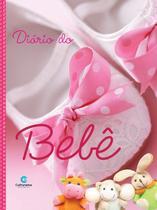 Álbum do Bebê Livro de Fotos Diário de Recordações Rosa Capa Dura - Culturama