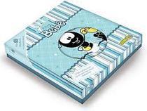 Album do Bebê - LV7234 - Azul - 8067980 - Luz E Vida