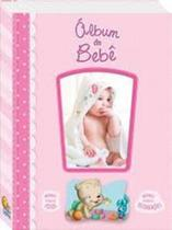 Álbum Do Bebê Rosa - Todolivro -