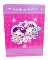 Álbum Do Bebê Turma Da Mônica 120 Fotos  10x15 Ical 33 -