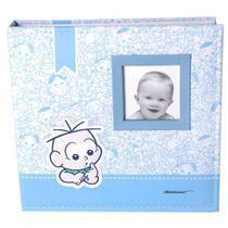 Álbum do Bebê Turma da Mônica 200 Fotos 10x15 Ical 851 -