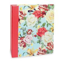 Album Floral Ical 200 Fotos 10x15 Rosas -