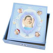 Álbum Fotográfico Bebê 120 Fotos 10x15cm Capa Personalizável - Clink