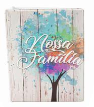 Album Fotografico Nossa Familia P/ 500 Fotos 10x15 755452 - Bv Álbuns