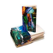 Álbum fotográfico p/ foto acabamento 10x15 - 100 Unidades - Tudoprafoto