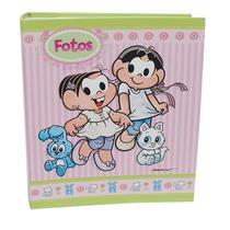 Album Infantil Turma da Monica Ferragem Folha Branca 300F 10x15 - ICAL 214 -