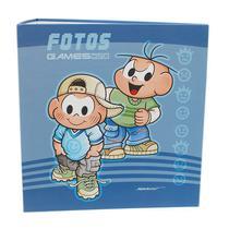 Album Infantil Turma da Monica Ferragem Folha Branca 400F 10x15 - ICAL 215 -