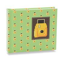 Album Instalover Ical 24 Fotos Camera Amarela -