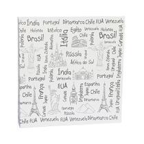 Álbum Mega 500 Fotos 10x15 Países Ical -
