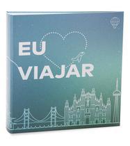 Álbum Mega Eu Amo Viajar 500 Fotos 10X15 - Ical