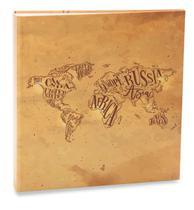 Álbum Mega Mapa Mundi 500 Fotos 10X15 - Ical