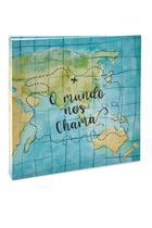 Álbum Mega O Mundo nos Chama 500 Fotos 10X15 - Ical